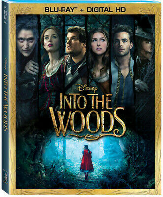 £11.99 • Buy Into The Woods [Blu-ray] [US Import] Blu-ray Incredible Value And Free Shipping!