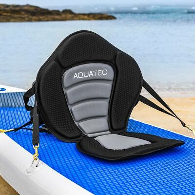 £39.99 • Buy AquaTec Paddle Board Seat   COMFORTABLE SUP BACKREST – Deluxe Kayak/Canoe Chair