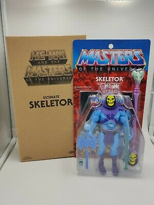 $110 • Buy Masters Of The Universe Ultimate Edition Skeletor Filmation Super7 2019