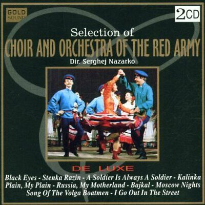 Choir & Orchestra Of The Red Army : Selection CD Expertly Refurbished Product • 4.16£