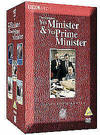 Yes Minister And Yes Prime Minister - Complete Collection [DVD] [1980] Very Good • 7.99£