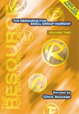 Resource For Small Group Worship (volume 2) By Bowater, Chris A. Paperback Book • 12.99£