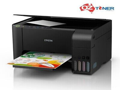 AU368 • Buy Epson Expression EcoTank ET-2710 3in1 Wi-Fi Continuous Ink Tank Printer *exdemo*