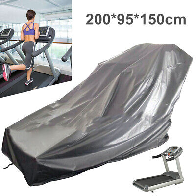 AU36.76 • Buy Waterproof Treadmill Running Jogging Gym Machine Dust Cover Protection Zipper 1x