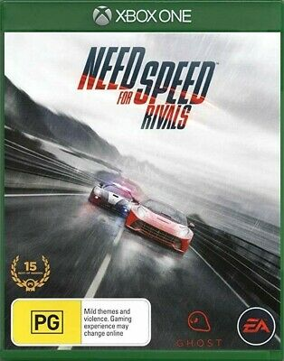 AU9.99 • Buy Need For Speed Rivals - Xbox One - Excellent Condition