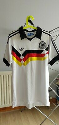 Adidas West Germany Retro Home Kit Size L • 20£