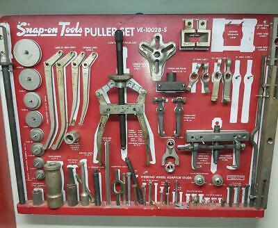 $1800 • Buy Snap-on Tools VE-1002B-S Master Puller Set, With Control Board