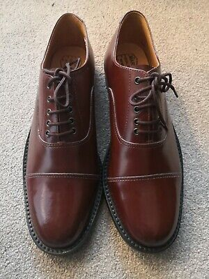 Deadstock Vintage Marvelfairs  Leather Oxford Shoes UK7 New Other • 39.99£