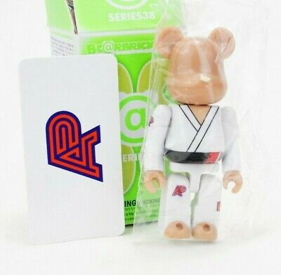 $89.99 • Buy Medicom Bearbrick Be@rbrick 100% Series 38 Artist AP Secret Chase Rare S38 Toy