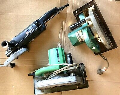 AU90 • Buy 3 X Power Tools Makita Hitachi Agp Circular Saw