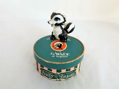 Wade Disney Hatbox Flower Boxed 1956-65  (Perfect) • 32.99£