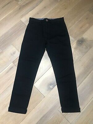 £5 • Buy NEXT Black Colour Boys Chino Trousers In UK 9 Years