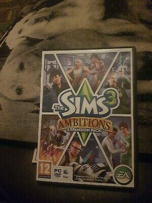 The Sims 3 Ambitions PC/Mac • 6£