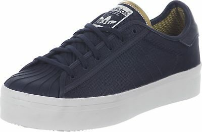 AU74.95 • Buy Adidas Superstar Rize Casual Women's Shoes Petrol Ink/Yellow