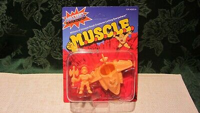 $4.99 • Buy MOTU M.U.S..C.L.E. Muscle Figures Super 7 Masters Of The Universe! (4)