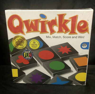 $ CDN50.63 • Buy Qwirkle Board Game NIP