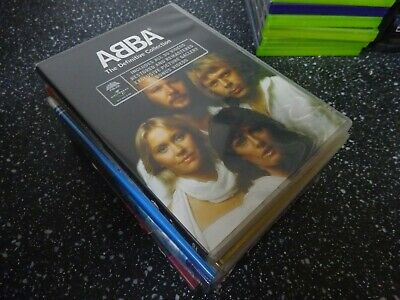 ABBA - The Definitive Collection (DVD, 2002) FREE P&P • 14£