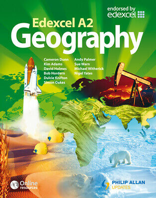 £2.86 • Buy Edexcel A2 Geography By Sue Warn (Paperback) Incredible Value And Free Shipping!