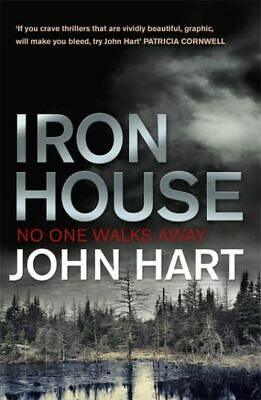 £2.49 • Buy Iron House By John Hart (Paperback) Value Guaranteed From EBay's Biggest Seller!