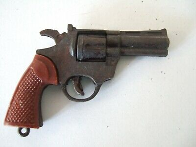Vintage Childs Metal Toy Cap Gun Working • 35£