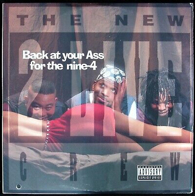 $ CDN33.51 • Buy 2 Live Crew  Back At Your Ass For The Nine-4  1994 2x Vinyl Lp Album *sealed*