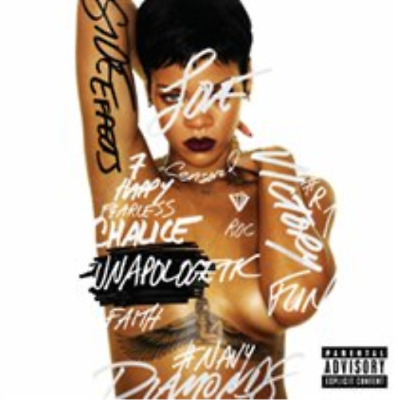 AU8.25 • Buy Rihanna - Unapologetic CD NEW