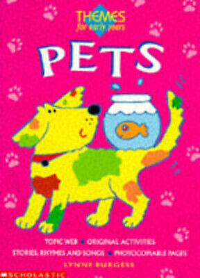 £2.44 • Buy Themes For Early Years: Pets By Lynne Burgess (Paperback / Softback) Great Value