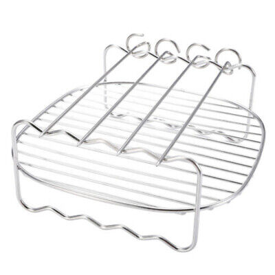 AU20.86 • Buy Grill Pins Stainless Steel Accessories For Philips Air Fryer Double-layer Grill