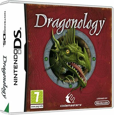 Dragonology - Nintendo DS DSI 2DS 3D Lite XL. Complete With Manual. Fast UK Post • 4.85£