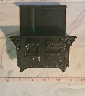 Dolls House Victorian Stove And Sink 1/12th Scale • 30£