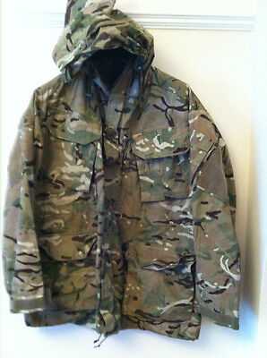 Windproof MTP  Camouflage Jackets Very Good Condition • 20£