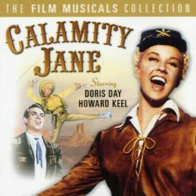 Film Musicals Collection, The: Calamity Jane CD (2005) FREE Shipping, Save £s • 3.48£