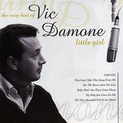 £2.18 • Buy Vic Damone : Little Girl - Very Best Of CD (2003) Expertly Refurbished Product