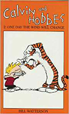 £4.97 • Buy Calvin And Hobbes Volume 2: One Day The Wind Will Change: The Calvin & Hobbes Se