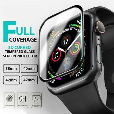$ CDN2.13 • Buy For Apple Watch IWatch Series SE 6 5 4 3 2 Glass Screen Full Protector 40/44mm