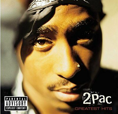 2pac-2pac Greatest Hits-japan 2 Cd F08 • 38.23£
