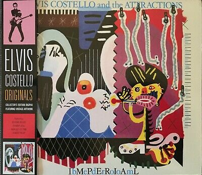 Elvis Costello And The Attractions - Imperial Bedroom - Digipak CD • 6.45£