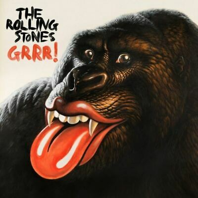 THE ROLLING STONES Grrr (2X CD, Album, Compilation) Best Of, Greatest Hits, 2012 • 17.78£