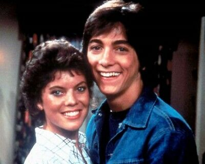 $9.75 • Buy Happy Days Erin Moran As Joanie Scott Baio As Chachi 8x10 Photo