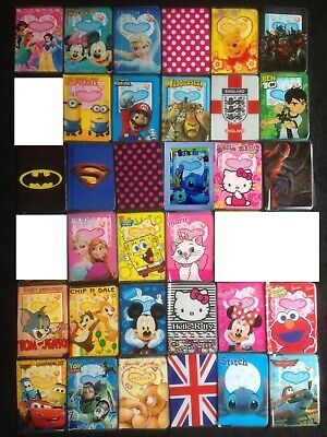 £1.88 • Buy LATEST Children Kids Passport Cover Holder Protector Gifts For Boys And Girls