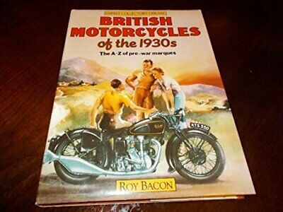 MOTORCYCLES OF THE 1930S (Osprey Collectors Library), R.BACON, Used; Good Book • 8.79£