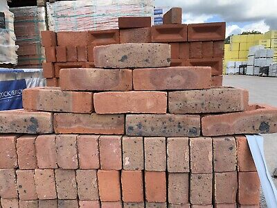 Ibstock Ashdown Bexhill Red Stock Bricks  • 420£