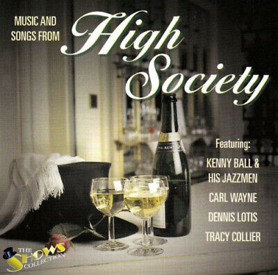 £3.97 • Buy Kenny Ball & His Jazzmen : Music And Songs From High Society CD (2009)