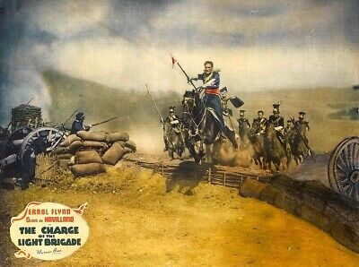 The Charge Of The Light Brigade 1936 Errol Flynn • 3.50£
