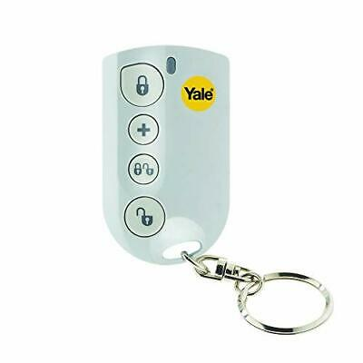 Yale B-HSA6060 Alarm Accessory Remote Keyfob, Works With HSA Alarms Including • 16.04£