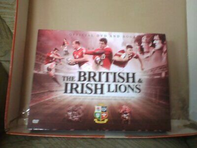 £4.67 • Buy THE BRITISH AND IRISH LIONS OFFICIAL DVD DVD Incredible Value And Free Shipping!