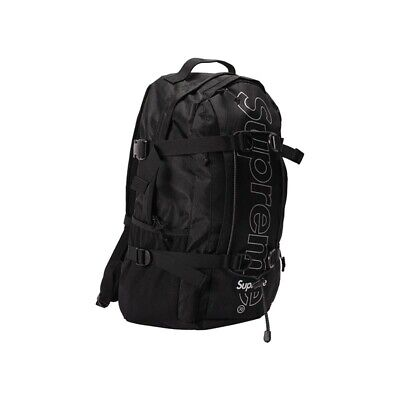 $ CDN443.16 • Buy ***BRAND NEW WITH TAGS** Supreme Backpack BLACK FW18