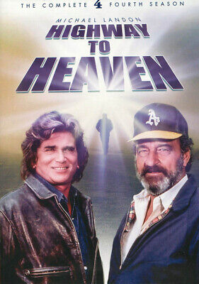 Highway To Heaven - The Complete Season 4 New DVD • 9.22£