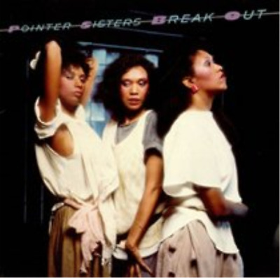 The Pointer Sisters-Break Out CD NEW • 15.36£