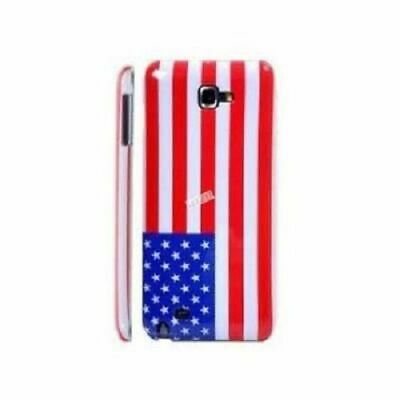 Case Cover Flag USA For Samsung S8530 Wave 2 • 7.18£